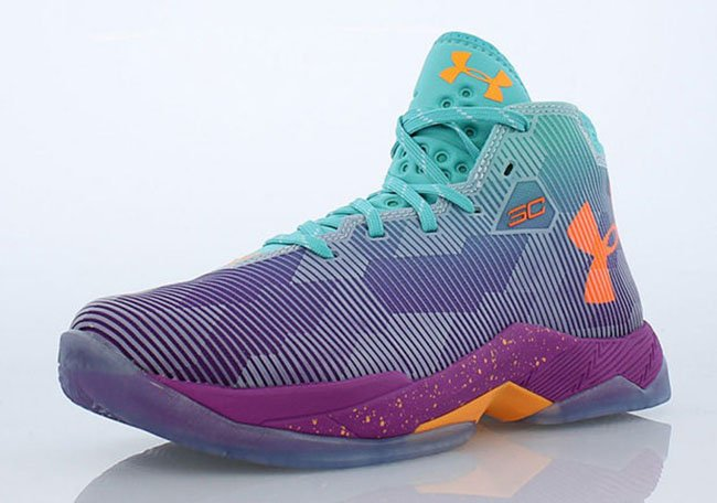 Under Armour Curry 2.5 Multicolor