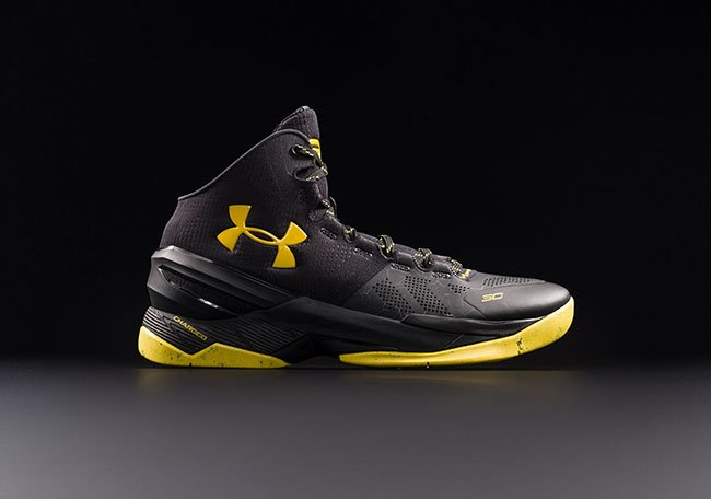 Under Armour Curry 2 Black Knight