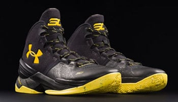 Under Armour Curry 2 Black Night