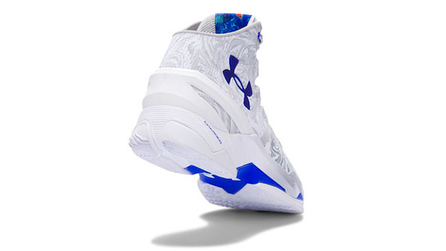 Under Armour Curry 2 Waves