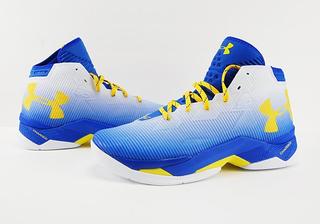 80356ff9fd786 Under Armour Curry 2.5 73-9 Review On Feet