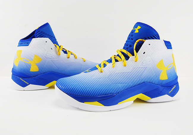 Under Armour Curry 2.5 73-9 Review On Feet