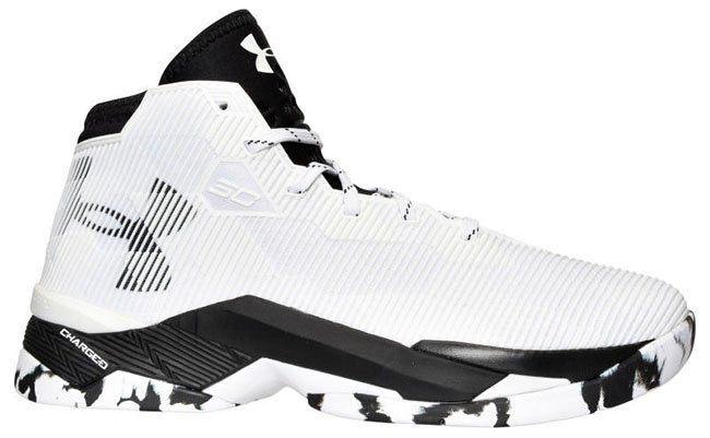 Under Armour Curry 2.5 White Black