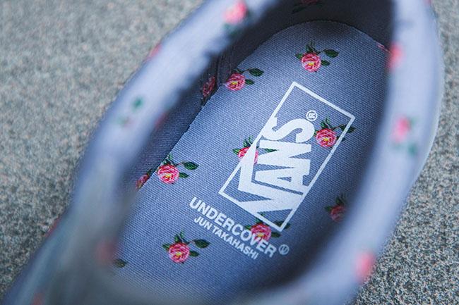 Undercover Vault by Vans Release