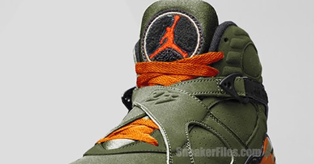 official photos 88a8f 7539e UNDFTD Air Jordan 8 Undefeated Release Date | SneakerFiles