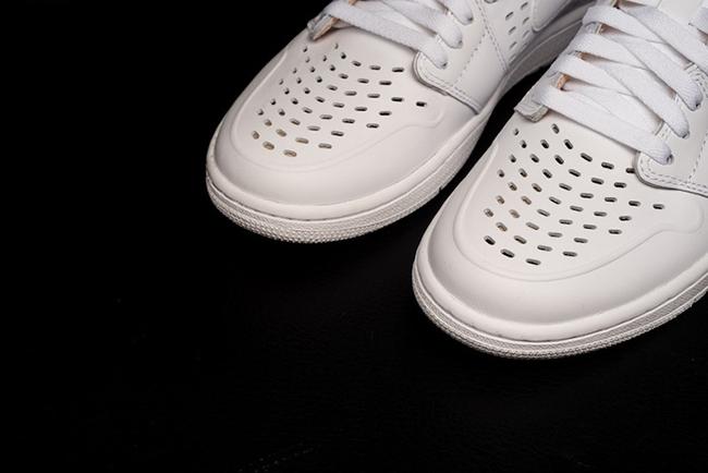 White Vachetta Tan Air Jordan 1 Retro High