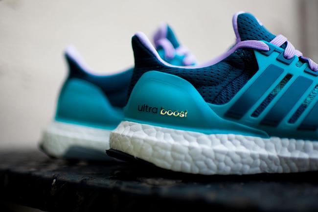 Womens adidas Ultra Boost Clear Green