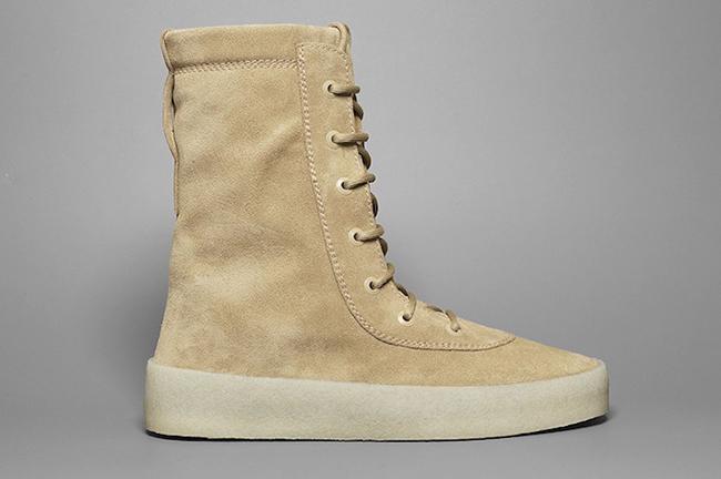 Yeezy Season 2 Crepe Boot Release Date