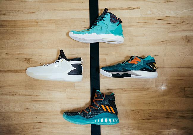 adidas Basketball Nations Collection