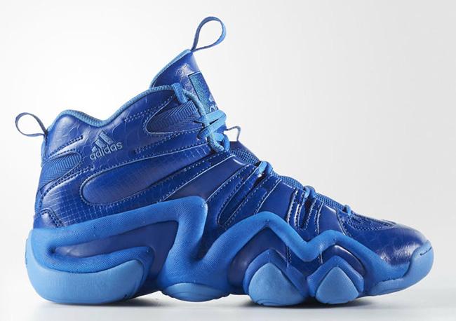adidas Crazy 8 Blue USA Snake