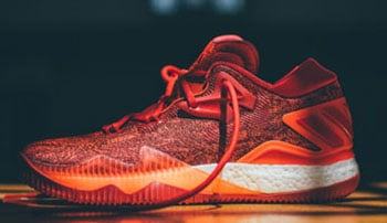 adidas Crazylight Boost 2016 Solar Red