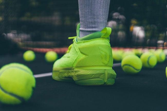 adidas D Lillard 2 Tennis Ball