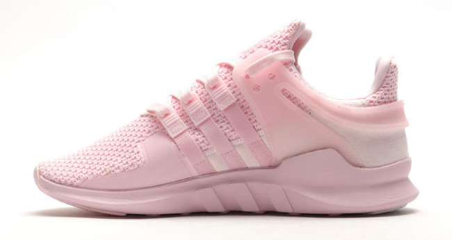 new arrival cb2ab 13385 lovely adidas EQT Support ADV Clear Pink