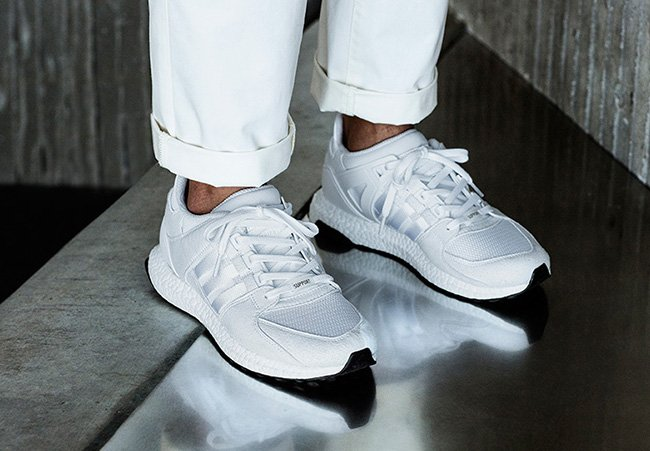 Men Boost EQT Lifestyle Shoes adidas US