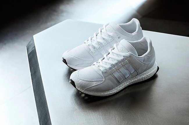 adidas EQT Support Boost Summer Pack White Black