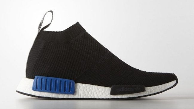 adidas NMD City Sock Core Black Lush Blue