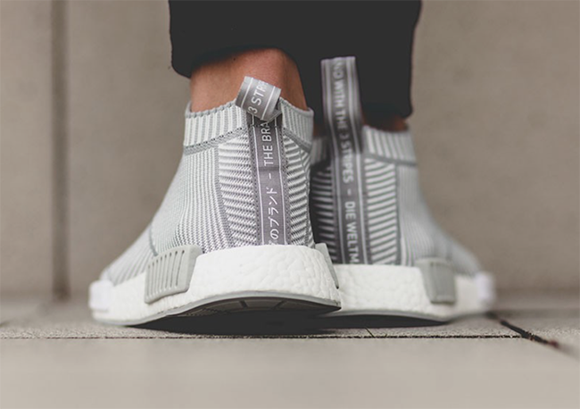 tfsvbb adidas NMD City Sock PK White Grey | SneakerFiles