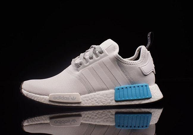 adidas NMD Mesh White Blue