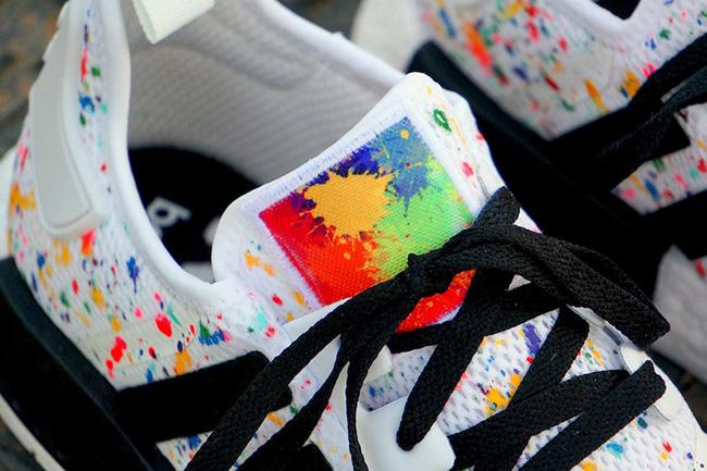adidas NMD Multicolor Splash Custom