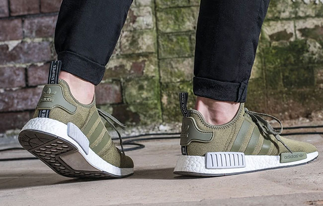 adidas NMD R1 Olive Release Date