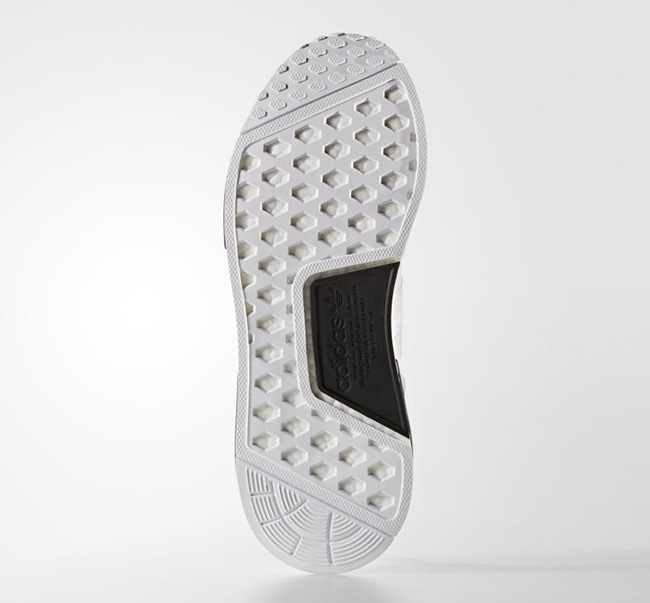 adidas NMD White Black
