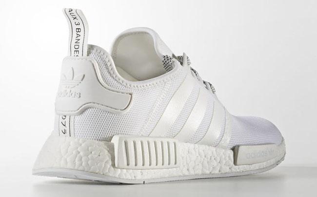 adidas NMD Mesh White