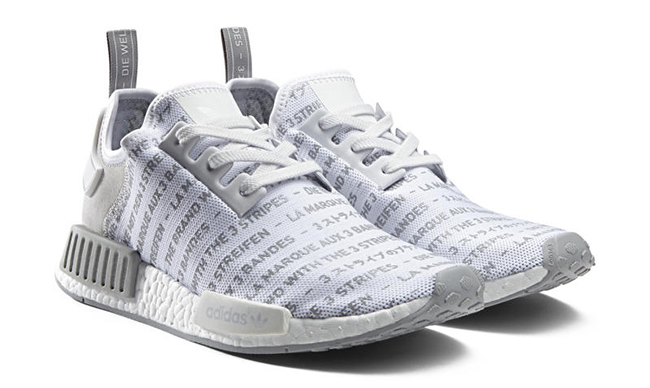adidas NMD Whiteout Blackout Pack