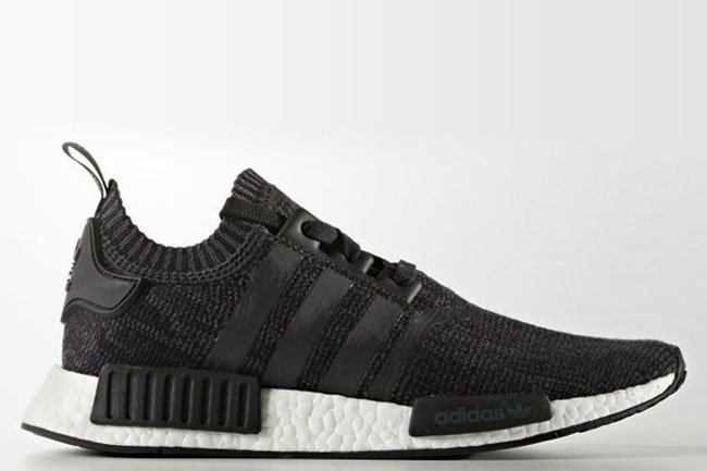 adidas NMD Winter Wool Black