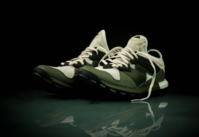 adidas Response Trail Boost Base Green