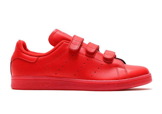 adidas Stan Smith CF Triple Red
