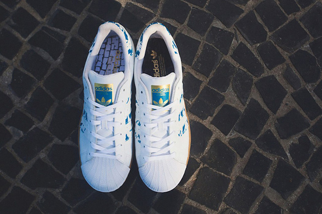 adidas Superstar Rio de Janeiro 2016 Olympics