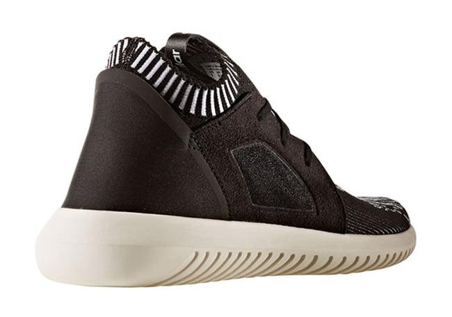 adidas Tubular Defiant Primeknit Black White
