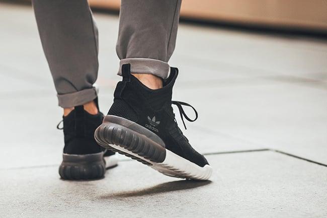 Adidas Rørformet X Primeknit Svart / Hvit hTxTawNmy