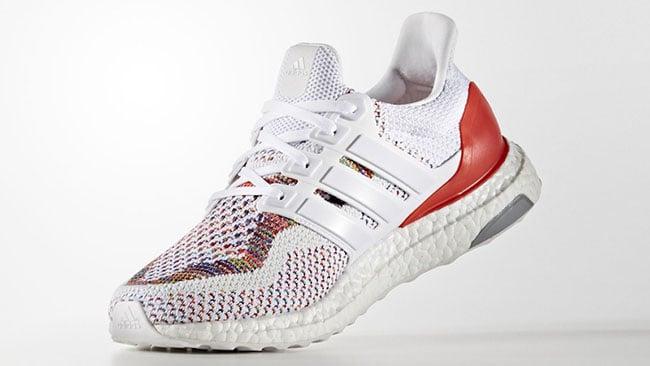 adidas Ultra Boost Multicolor 2.0 Release Date