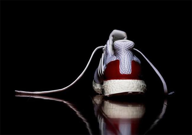 adidas Ultra Boost Red Heel