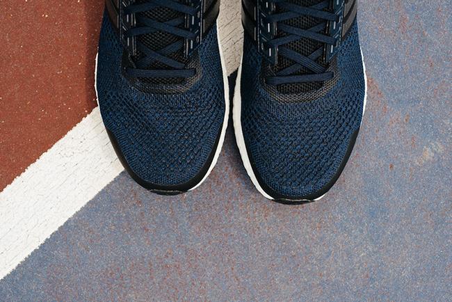 adidas Ultra Boost ST Navy Maroon