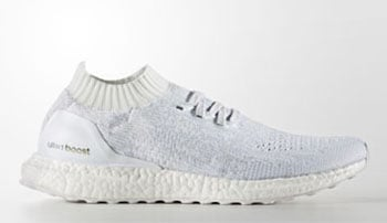adidas Ultra Boost Uncaged Triple White