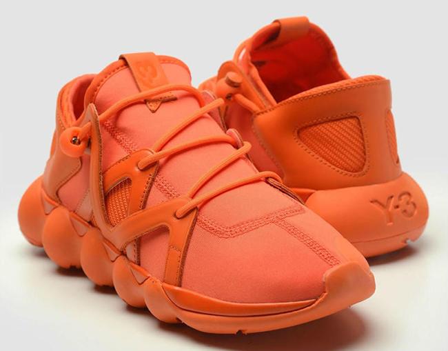 adidas Y-3 Kyujo Low Orange