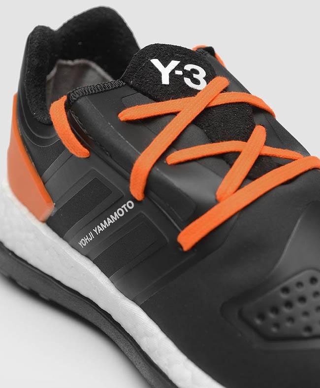 adidas Y-3 Pure Boost ZG Black Orange