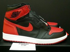 Air Jordan 1 High Banned 2016 Available