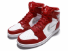 Air Jordan 1 High Olympic Gym Red Silver White