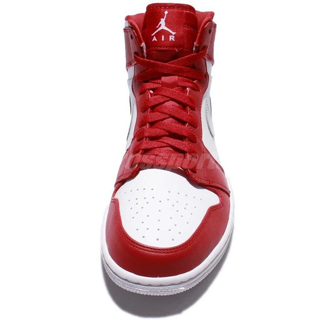 Air Jordan 1 High Olympic Gym Red
