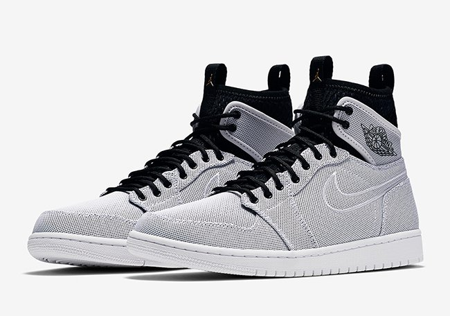 Air Jordan 1 High Ultra White Pure Platinum Release Date