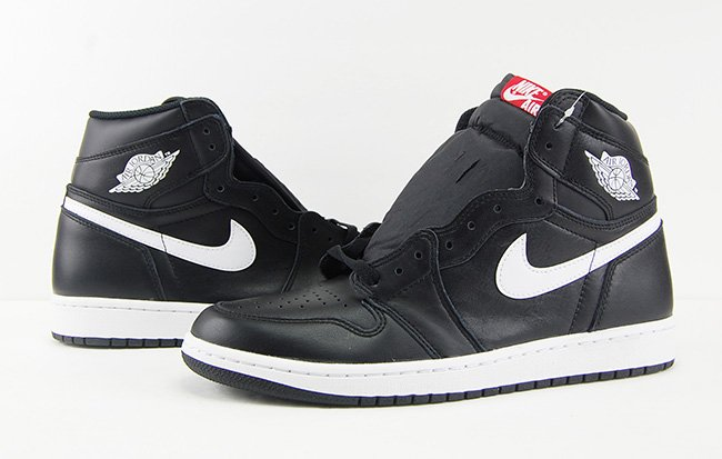 155dcb0f012f46 Air Jordan 1 Retro High OG Black White Yin Yang Premium Essentials Pack  Review On Feet