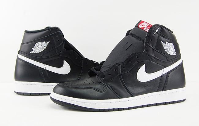 official photos 97612 b3db2 Air Jordan 1 Retro High OG Black White Yin Yang Premium Essentials Pack  Review On Feet