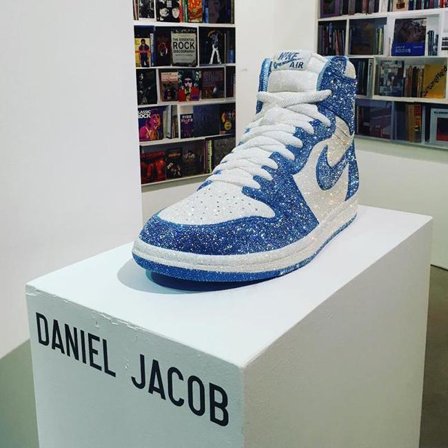Air Jordan 1 UNC Crystal Daniel Jacob