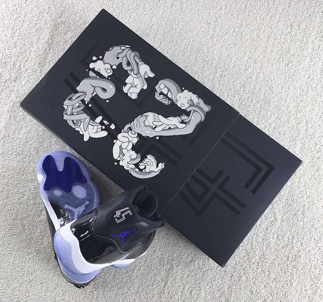 save off 5944d e3c68 Air Jordan 11 Space Jam 2016 | SneakerFiles