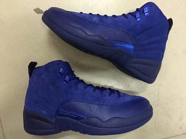 Air Jordan 12 Premium Blue