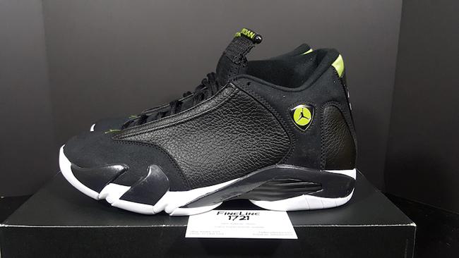 c5811856185 Air Jordan 14 Indiglo Retro 2016 | SneakerFiles