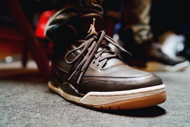 Air Jordan 3 Brown Gum Anthony Hamilton